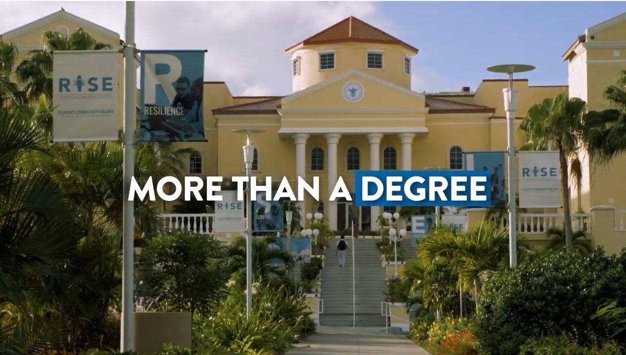 More than a Degree