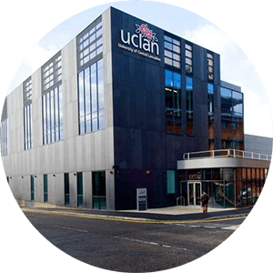 UClan building
