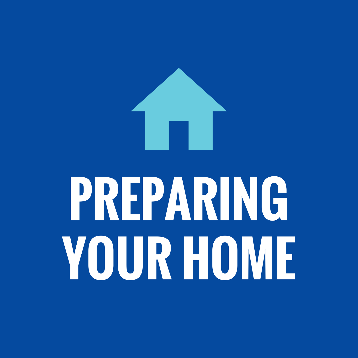 Preparing Your Home icon